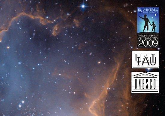 Cartel - Año Internacional de la Astronomía 2009