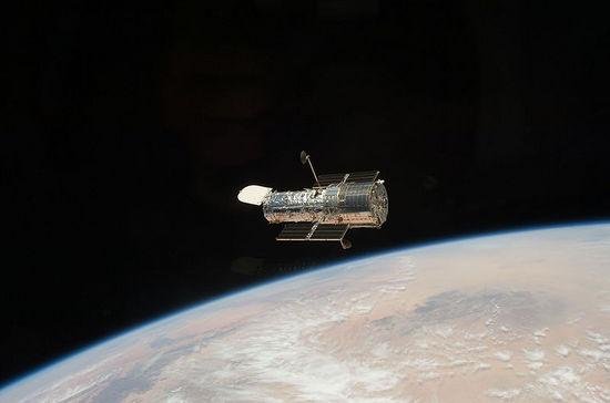 Telescopio Espacial Hubble tras su reparación