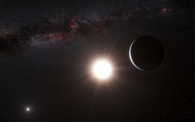 alfa Centauri B b